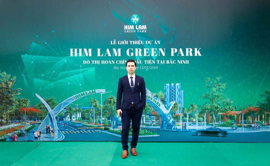 Chuyên gia Nguyễn Quốc Huy chia sẻ về dự án Him Lam Green Park ở Bắc Ninh